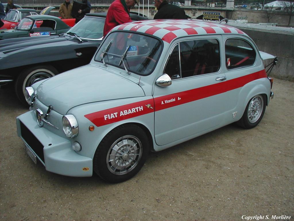 Abarth 1000 Tc Corsa Photos And Comments Www Picautos Com