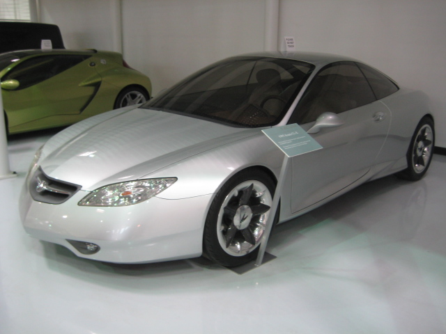 acura cl x-pic. 2
