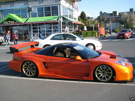 acura nsx gt-pic. 1