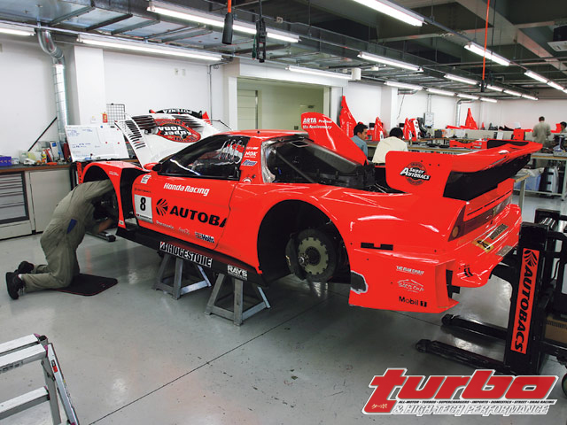acura nsx gt-pic. 3