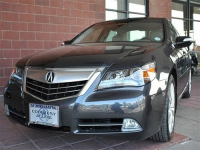 acura rl technology package #0