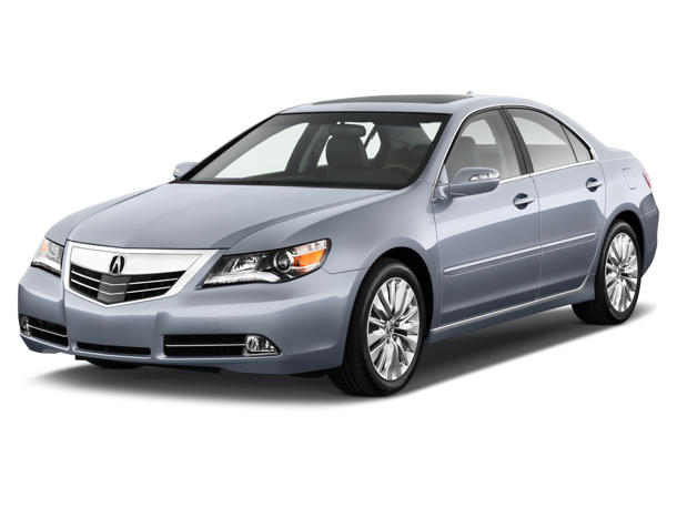 acura rl technology package #2