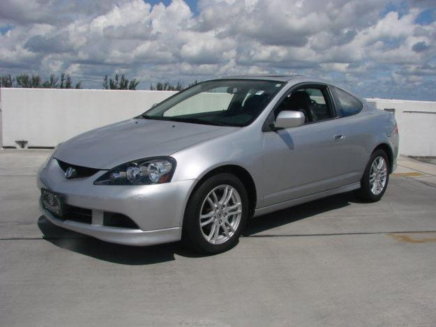 acura rsx automatic #6