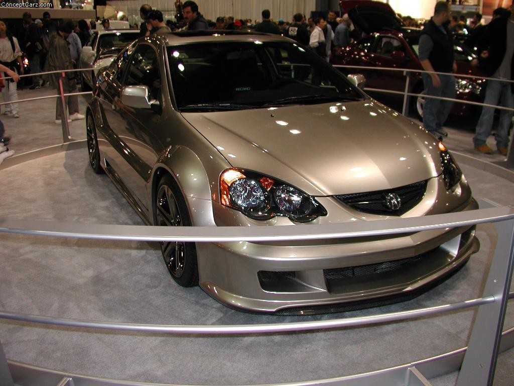 acura rsx modified #0
