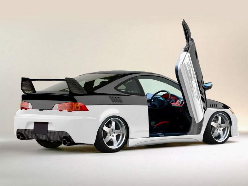 acura rsx modified #2