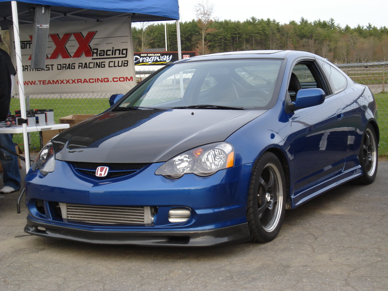 acura rsx modified #3