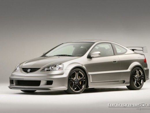 acura rsx modified #7