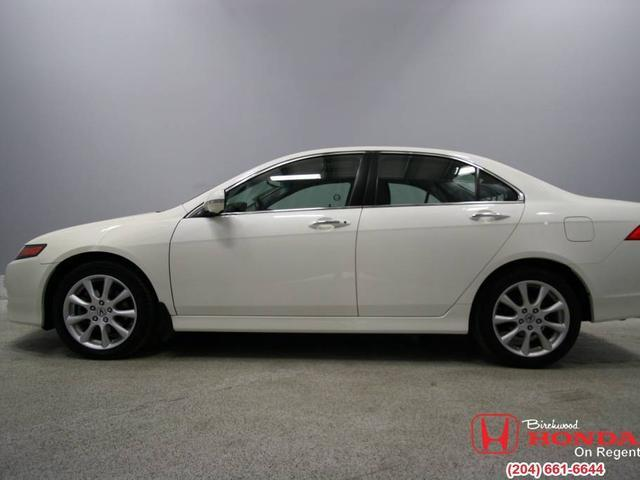 acura tsx tech package #4