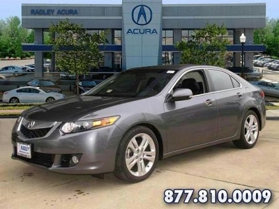 acura tsx tech package #5