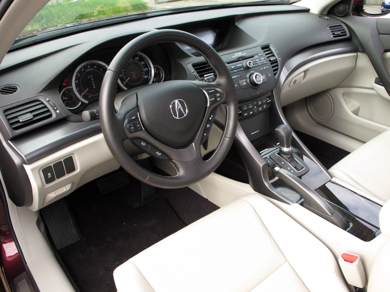 acura tsx tech package #7