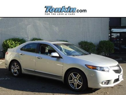 acura tsx tech package #8