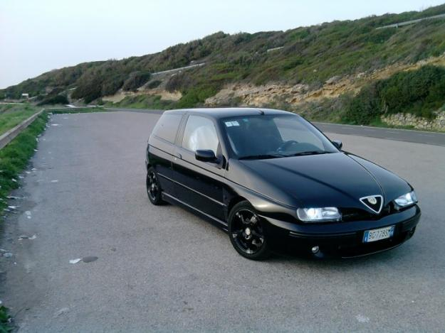 alfa romeo 145 1 6 t spark photos and comments. Black Bedroom Furniture Sets. Home Design Ideas