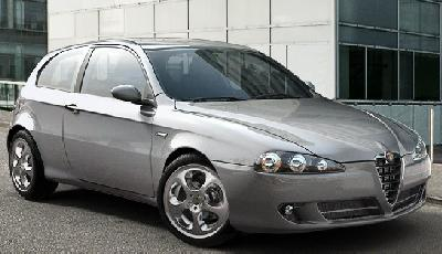 alfa romeo 147 1.9 jtd progression #1