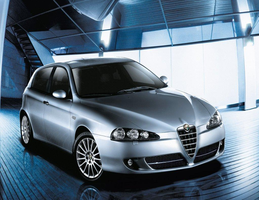 alfa romeo 147 2.0 distinctive #0