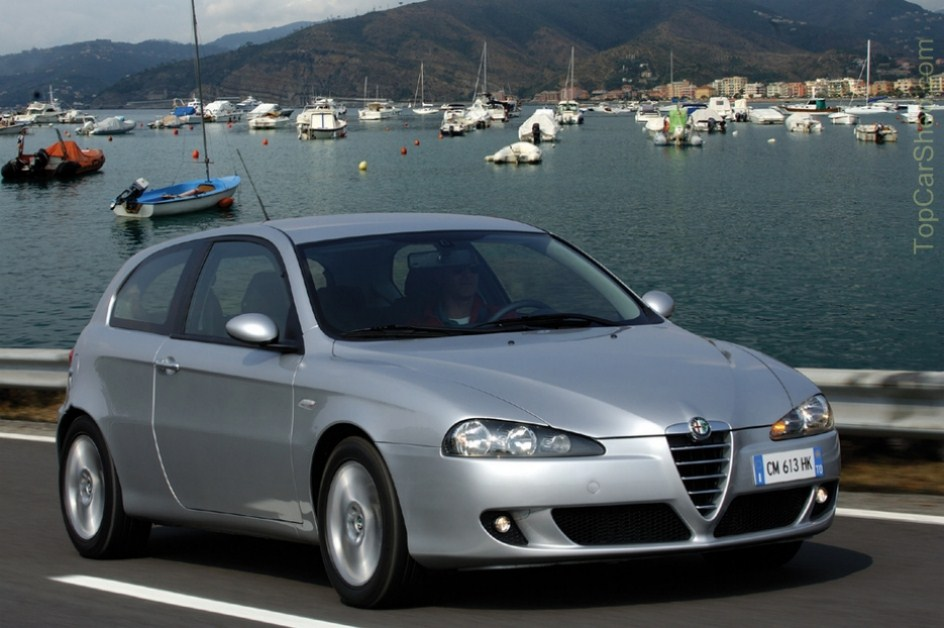alfa romeo 147 2.0 distinctive #2