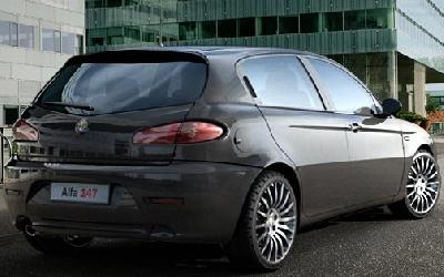 alfa romeo 147 2.0 distinctive #4
