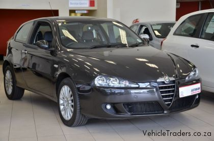 alfa romeo 147 2.0 distinctive #6