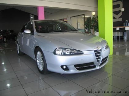 alfa romeo 147 2.0 distinctive #7