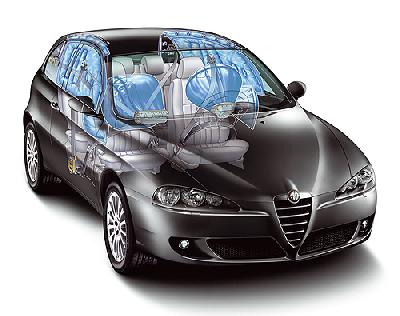 alfa romeo 147 2.0 distinctive #8