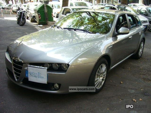 alfa romeo 159 1 9 jtdm distinctive photo 34009 complete collection of photos of the alfa romeo. Black Bedroom Furniture Sets. Home Design Ideas
