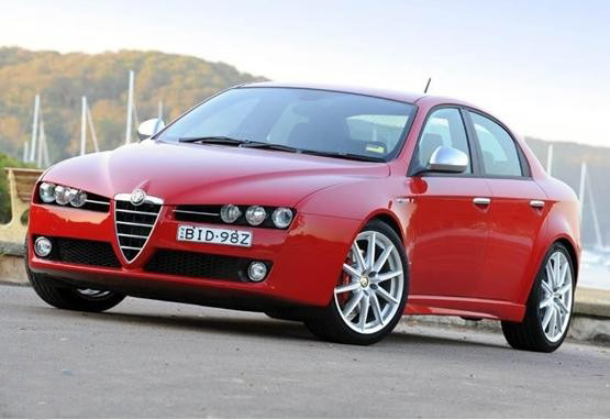 alfa romeo 159 2 4 jtdm photos and comments. Black Bedroom Furniture Sets. Home Design Ideas