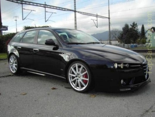 alfa romeo 159 sportwagon 2 4 jtdm photos and comments. Black Bedroom Furniture Sets. Home Design Ideas