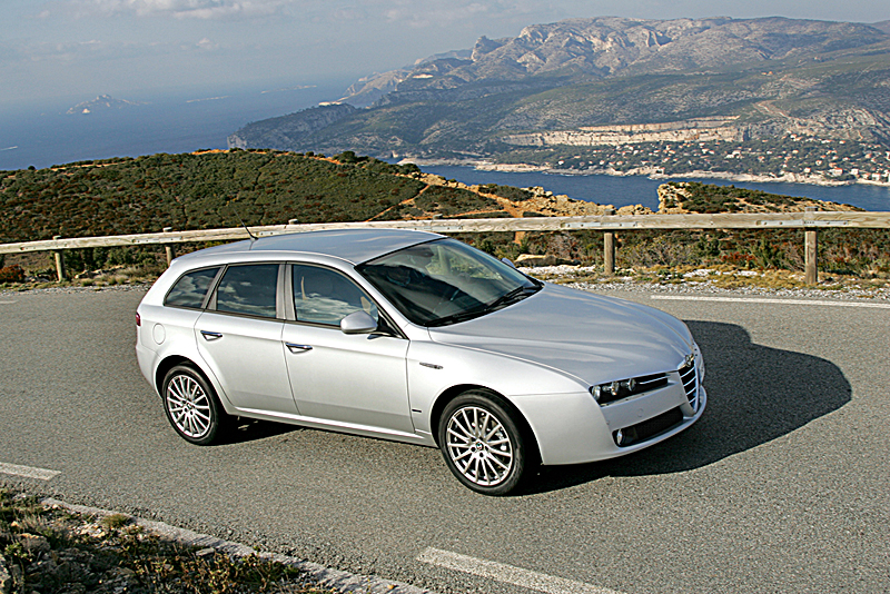 alfa romeo 159 sportwagon 2 4 jtdm q4 photos and comments. Black Bedroom Furniture Sets. Home Design Ideas