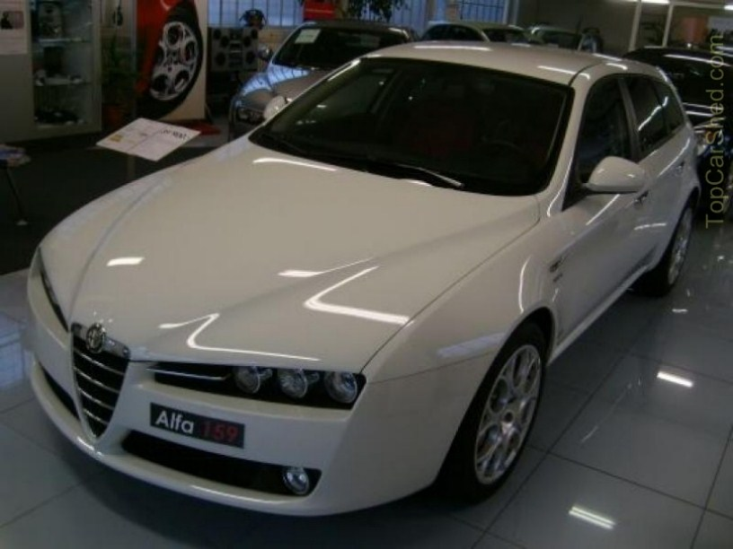 alfa romeo 159 sw 1 8 tbi photos and comments www. Black Bedroom Furniture Sets. Home Design Ideas