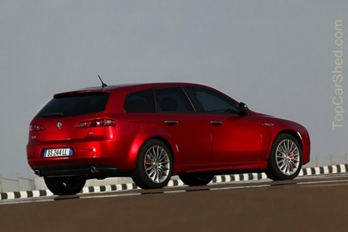 alfa romeo 159 sw 2 0 jtdm photos and comments www. Black Bedroom Furniture Sets. Home Design Ideas