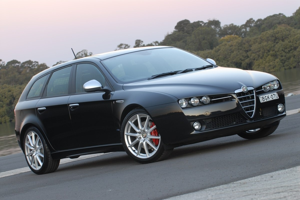 alfa romeo 159 sw 2 4 jtd photos and comments www. Black Bedroom Furniture Sets. Home Design Ideas