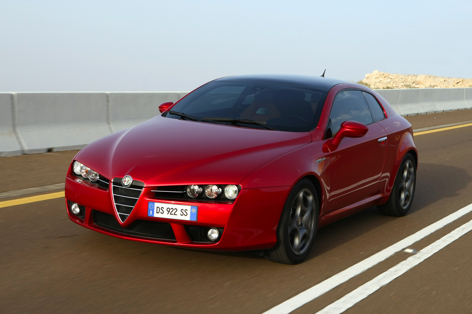 alfa romeo brera 3 2 jts v6 photos and comments. Black Bedroom Furniture Sets. Home Design Ideas