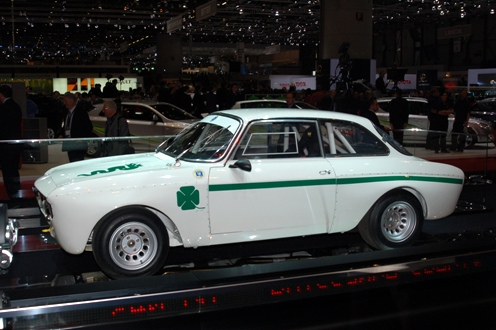alfa romeo gta 1300 junior