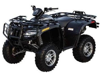 arctic cat 650 h1 #0