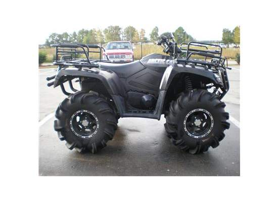 arctic cat 650 h1 #5