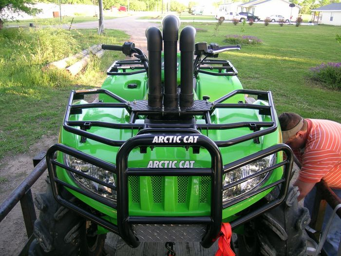 arctic cat 650 h1 #6