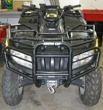 arctic cat 650 h1 #8