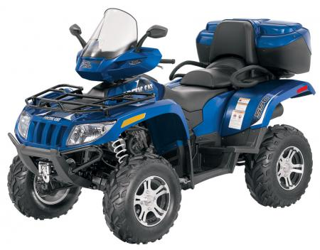 arctic cat trv 550 cruiser-pic. 2