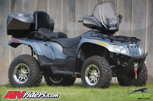 arctic cat trv 700 cruiser photos and comments www. Black Bedroom Furniture Sets. Home Design Ideas