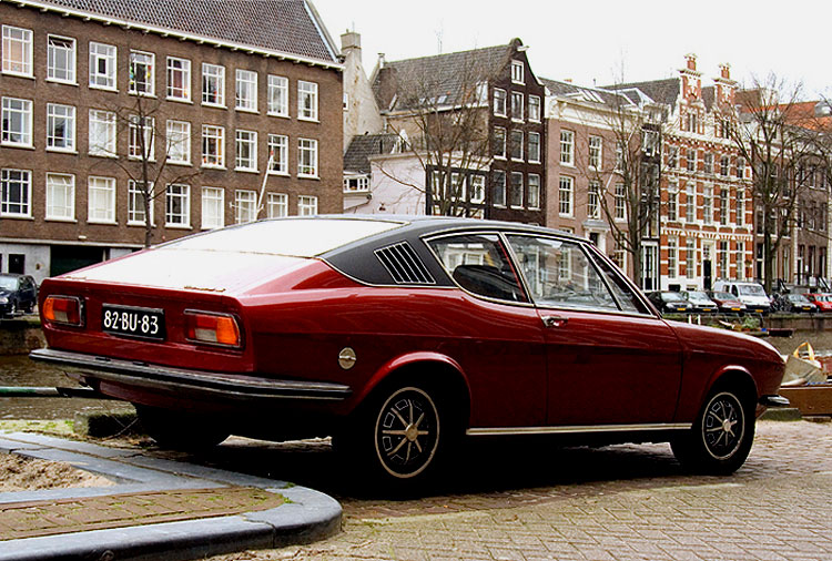 audi 100 coupe s-pic. 1