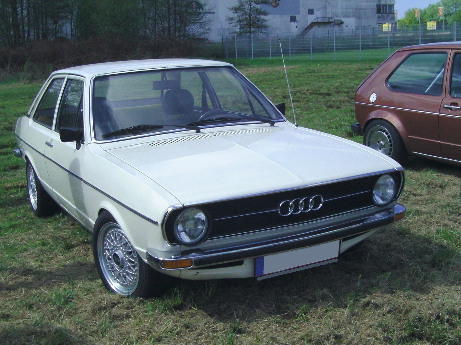 Audi 80 Ls Photos And Comments Www Picautos Com