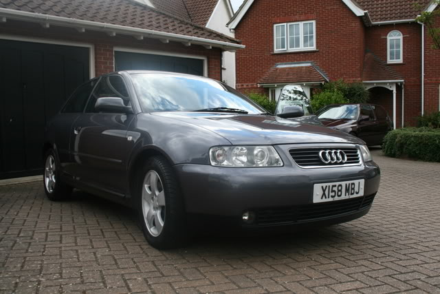 audi a3 1 8 t quattro photo 39957 complete collection of photos of the audi a3 1 8 t quattro. Black Bedroom Furniture Sets. Home Design Ideas