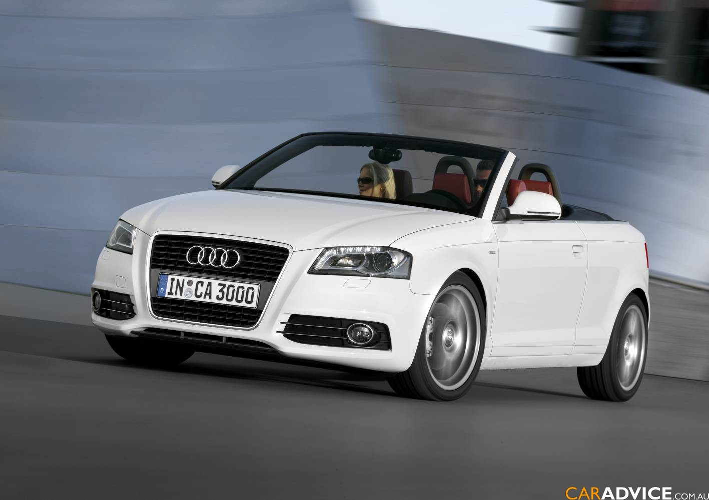 audi a3 1 8 tfsi cabriolet photos and comments. Black Bedroom Furniture Sets. Home Design Ideas