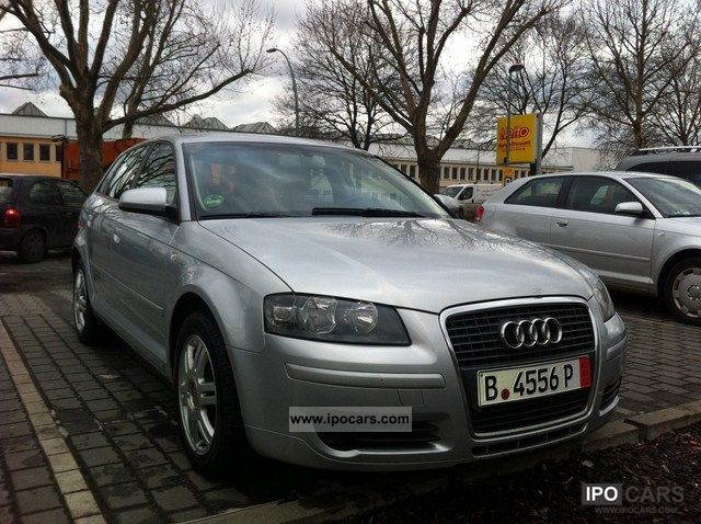 audi a3 1 9 tdi sportback attraction photos and comments. Black Bedroom Furniture Sets. Home Design Ideas