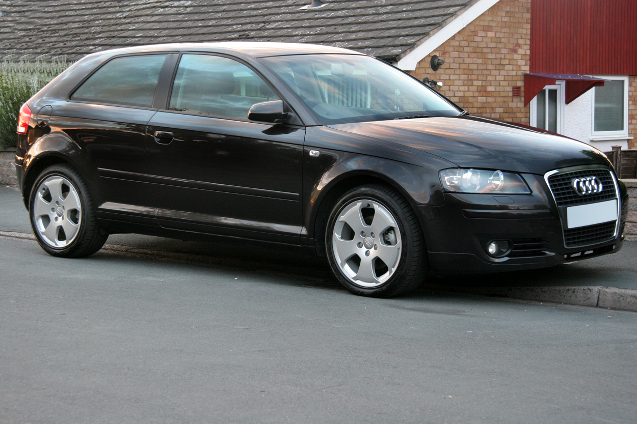 audi a3 2 0 tdi photos and comments. Black Bedroom Furniture Sets. Home Design Ideas