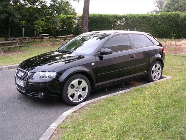audi a3 2 0 tdi ambition photos and comments. Black Bedroom Furniture Sets. Home Design Ideas