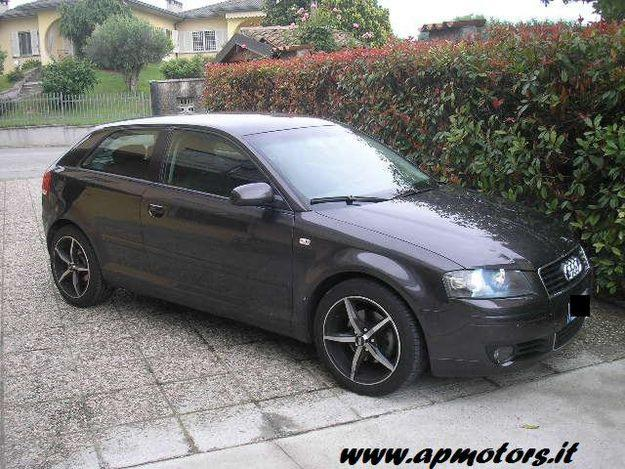 audi a3 2 0 tdi ambition photos and comments www. Black Bedroom Furniture Sets. Home Design Ideas