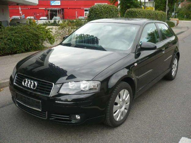 audi a3 2 0 tdi attraction photos and comments www. Black Bedroom Furniture Sets. Home Design Ideas