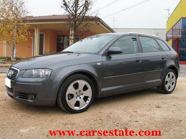 audi a3 2 0 tdi sportback photos and comments. Black Bedroom Furniture Sets. Home Design Ideas