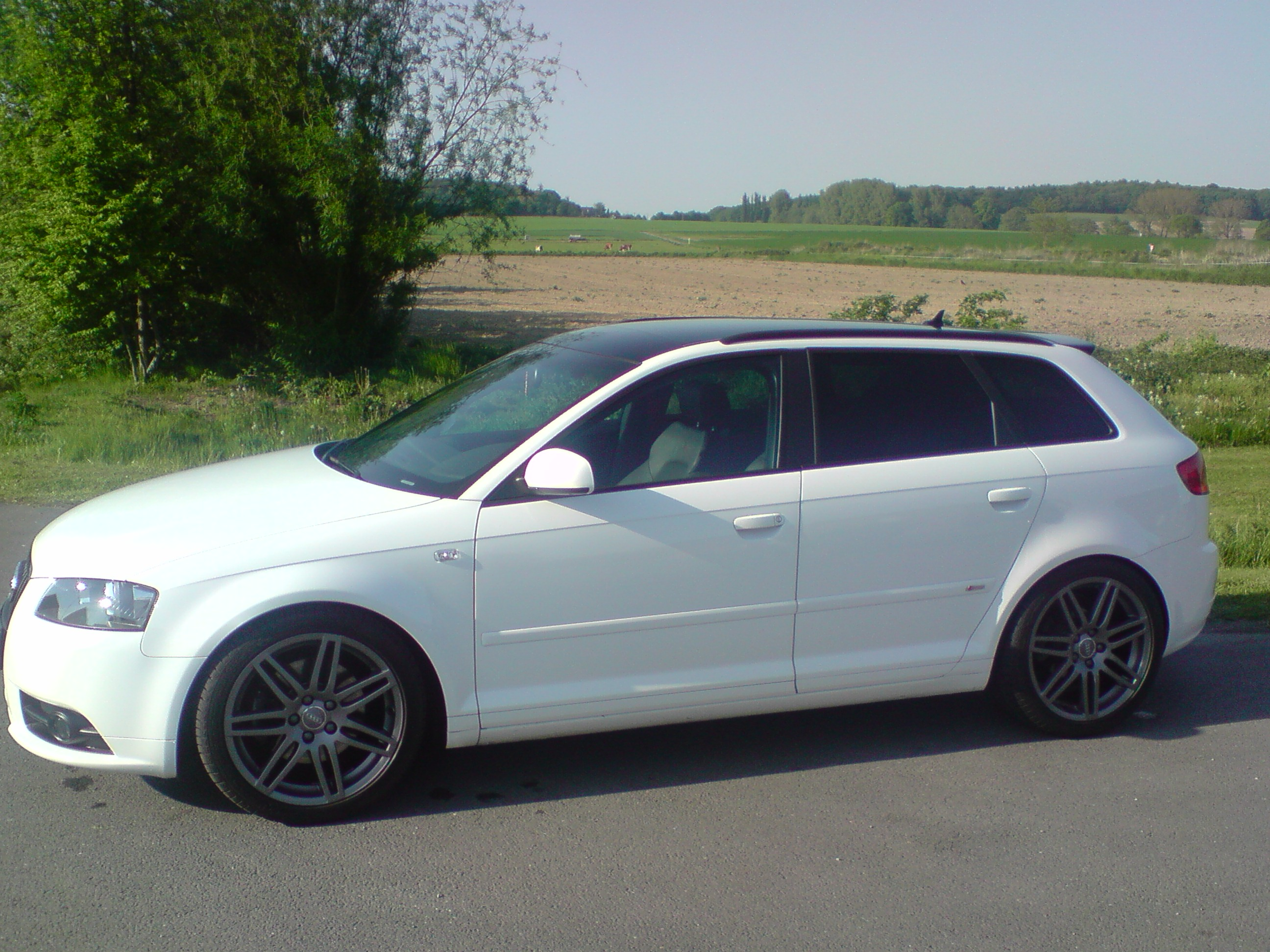 audi a3 2 0 tdi sportback ambition photos and comments. Black Bedroom Furniture Sets. Home Design Ideas