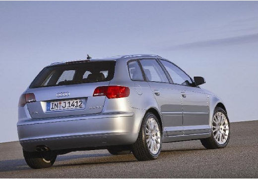 audi a3 sportback 1 6 fsi photos and comments. Black Bedroom Furniture Sets. Home Design Ideas